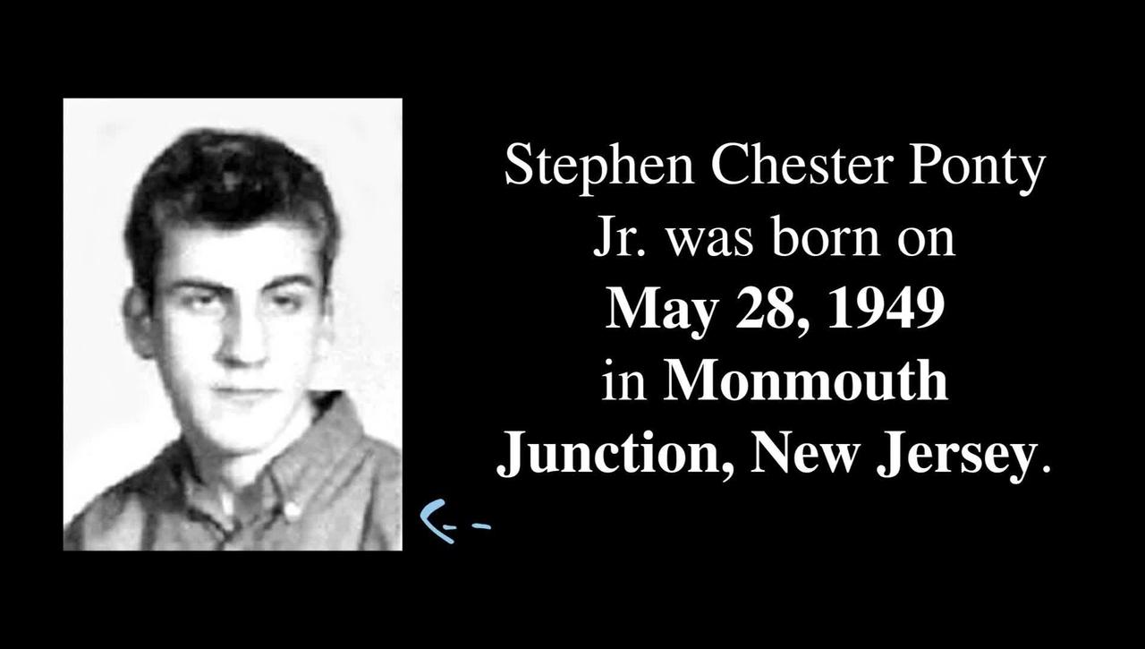 Ponty, Stephen Chester Jr