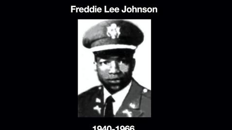 Thumbnail for entry Johnson, Freddie Lee