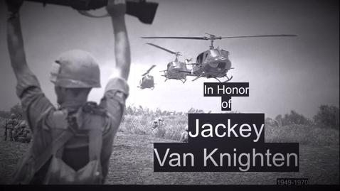 Thumbnail for entry Van Knighten, Jackey