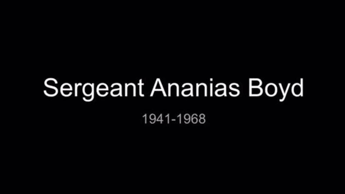 Boyd, Ananias