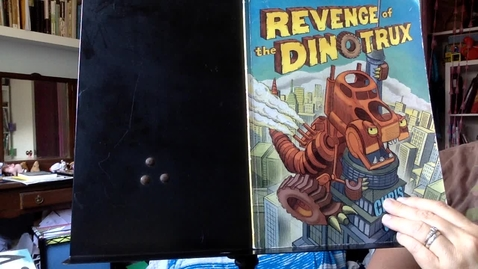 Thumbnail for entry Revenge of the Dinotrux by Chris Gall.mov