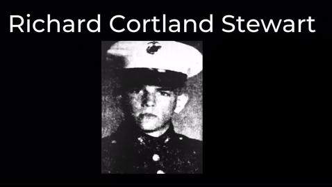 Thumbnail for entry Stewart, Richard Cortland