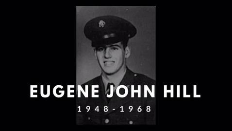 Thumbnail for entry Hill, Eugene John