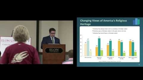 Thumbnail for entry Race, Religion and the Changing American Electorate | Robert P. Jones