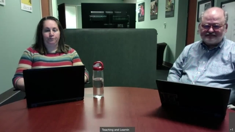 Thumbnail for entry Moving to Remote Learning - Academic Advising Q&A