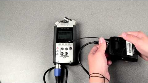 Thumbnail for entry Sennheiser G3 Wireless Microphone Tutorial- The Gear Room