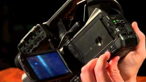 Thumbnail for entry Sony HXR-NX70U HD Camera Tutorial -The Gear Room (ETV)