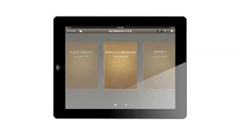 """Thumbnail for entry """"iPads"""" - Media Services Equipment Training"""