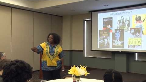 Thumbnail for entry Power to the Professor: How Black Power Can Save the Humanities | Nishani Frazier
