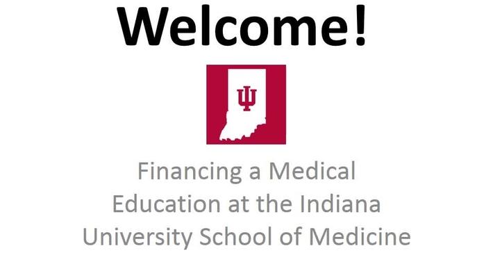 2016 Financing Medical Education