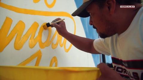Miniatura para la entrada Los artistas detrás de los murales cívicos de Horcalsa