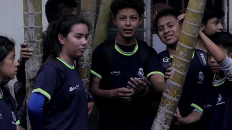 Miniatura para la entrada Nuevo programa de baloncesto en Escuela Sociodeportiva de zona 6