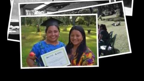 Miniatura para la entrada Graduación del Programa Mejores Familias 2015
