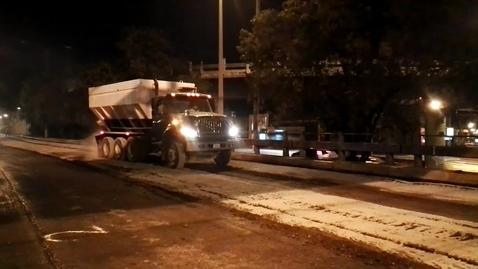 Miniatura para la entrada Proyecto 12 Tramo Trébol a Boulevard Liberación