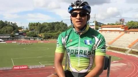 Miniatura para la entrada Vinicio Tzul Campeón Centroamericano en Patinaje