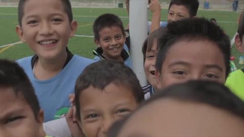 Miniatura para la entrada Escuela sociodeportiva cumple su primer año