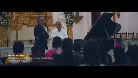 Miniatura para la entrada Concierto de piano Massimiliano Damerini