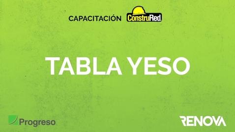 Miniatura para la entrada Capacitacion ConstruRed Tabla Yeso (1)