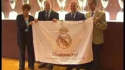 Miniatura para la entrada Fundación Real Madrid en Guatemala - Estadio Cementos Progreso