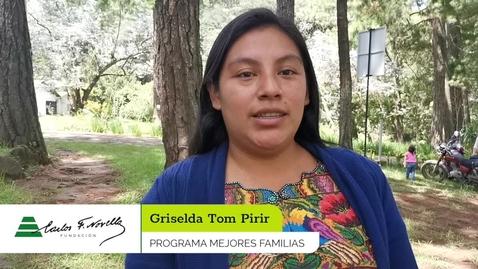 Miniatura para la entrada Testimonio de Griselda Tom Pirir