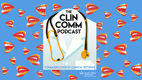 """Thumbnail for entry The ClinComm Podcast Episode 5: The emotional burden of clinical practice: """"Connecting Practice"""""""