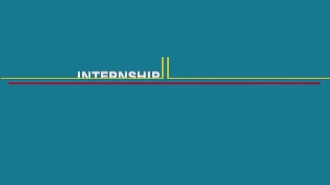 Thumbnail for entry Digital Internship Reflection - Julianne Providence