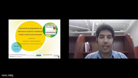 Thumbnail for entry MUCEC 2021 - Ahmad Arefi