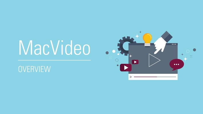 MacVideo Overview