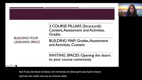 Thumbnail for entry Avenue to Learn: Building Learning Spaces