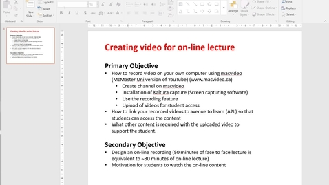 Thumbnail for entry Introduction and how to create a channel on Macvideo