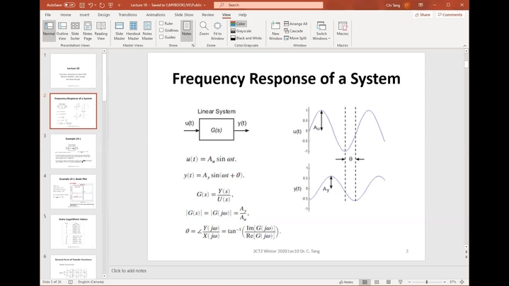 Thumbnail for channel ENGTECH 3CT3 Lecture 10