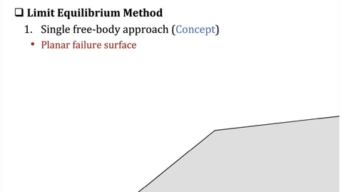 Thumbnail for entry Slope Stability 2