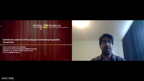 Thumbnail for entry MUCEC 2021 - Andrew (Doren) Singh
