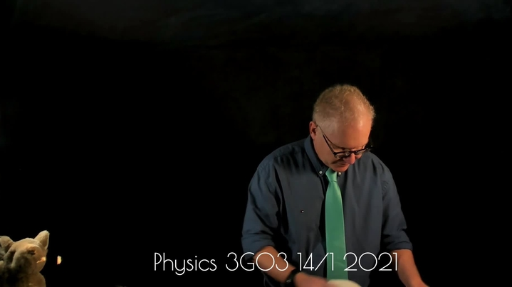 Thumbnail for channel Physics 3G03: Winter 2021