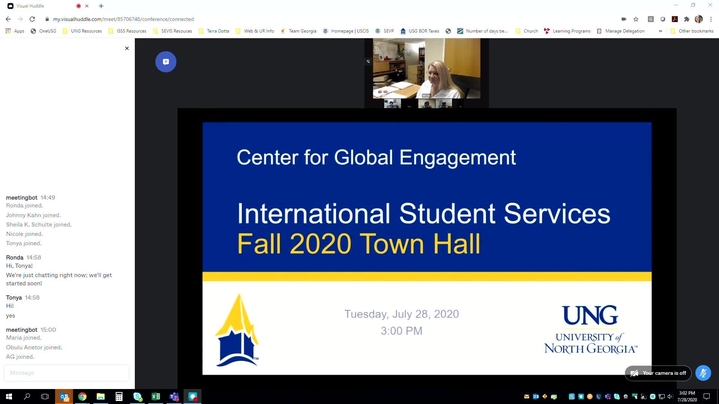 Thumbnail for channel Center for Global Engagement - International Students