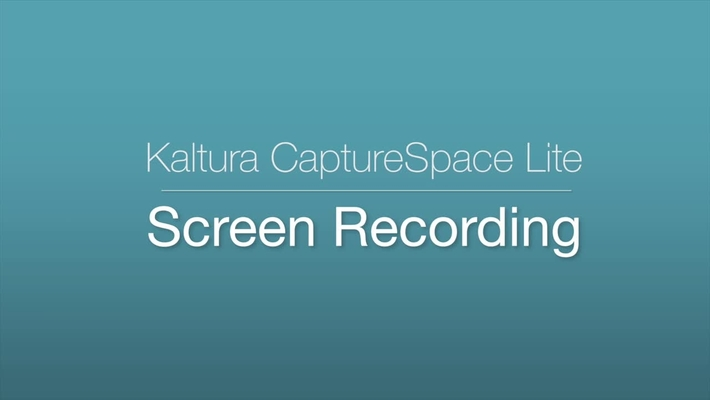 CaptureSpace - Screen_Recording
