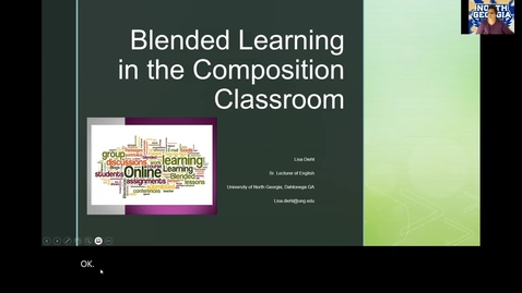 Thumbnail for entry 3-1-2021 RBTS: Blended (Hybrid) Course Learning and Teaching in Action