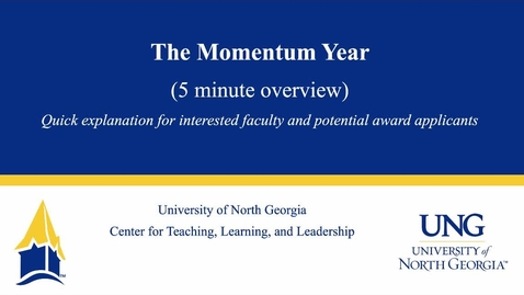 Thumbnail for entry The Momentum Year Awards Summary