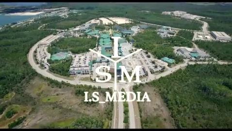 Thumbnail for entry FGCU (Florida Gulf Coast University) Campus aerial drone footage!