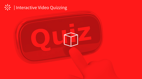 Thumbnail for entry How to Take a Quiz