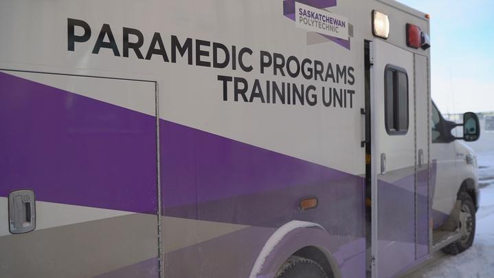Thumbnail for channel Advanced Care Paramedic Program Regina