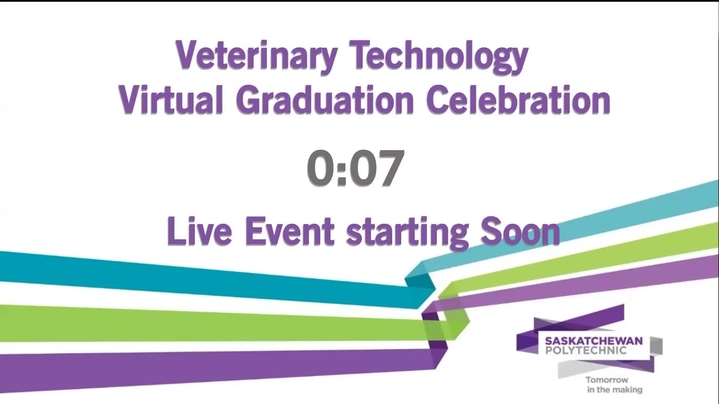 Thumbnail for channel Virtual Grads and Pinning Ceremonies 2020