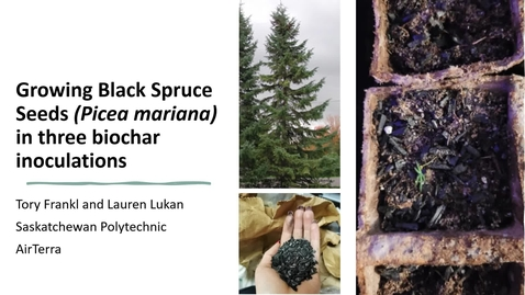 Thumbnail for entry Biochar Presentation - Tory Frankl and Lauren Lukan
