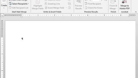 Thumbnail for entry Create and Format Labels