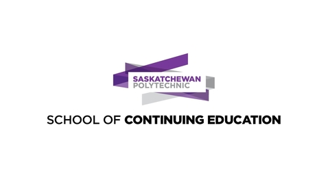 Thumbnail for entry School of Continuing Education Promo