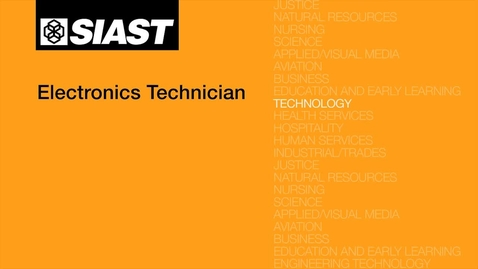 Thumbnail for entry Electronics Technology
