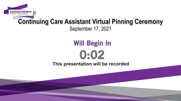 Thumbnail for channel Virtual Grads and Pinning Ceremonies