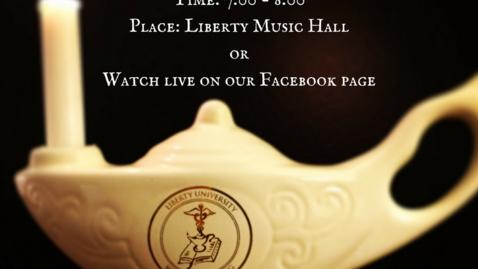 Thumbnail for entry Liberty University 2017 Nursing Dedication Ceremony