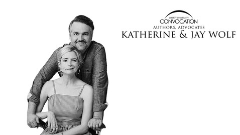 Thumbnail for entry Kathrine & Jay Wolf - God is with You in Difficult Times