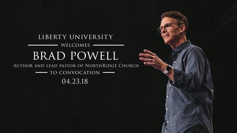 Thumbnail for entry Brad Powel - Two Me's